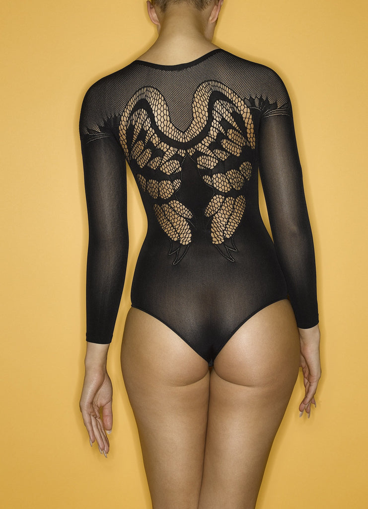 yorsa bodysuit on model