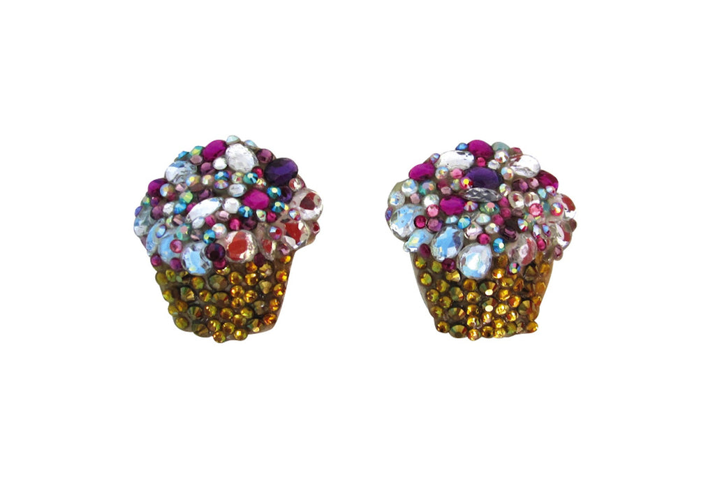 Cupcake Pasties - Purple