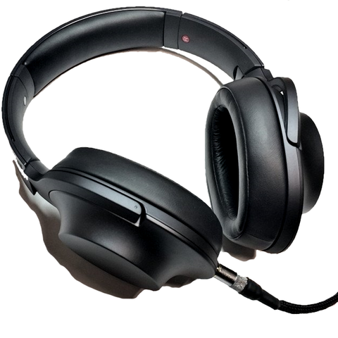 Sony h.ear on and TRRS Balanced Headphones (MDR-1A)