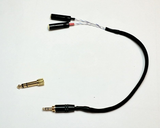 Cables for PONOPLAYER; Balanced Cables for Pono Player Balanced Mode