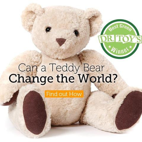 CHARLESTON STRONG - Can A Teddy Bear Change The World?