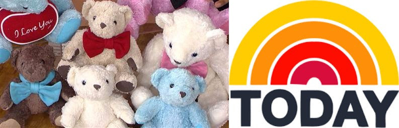 TODAY SHOW Gifts That Give Back - Tamron Hall and Paul Wharton