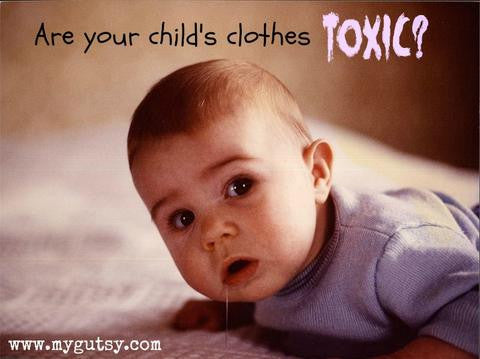 How Toxic Materials in toys are causing Children health problems?
