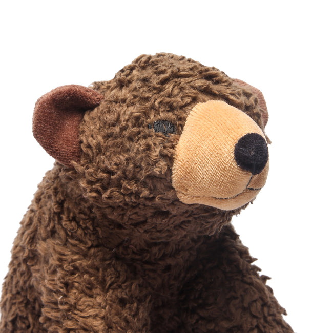 "Organic Brown Bear 10"" Plush Toy"