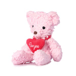 "10"" Pink I Love You Teddy Bear"