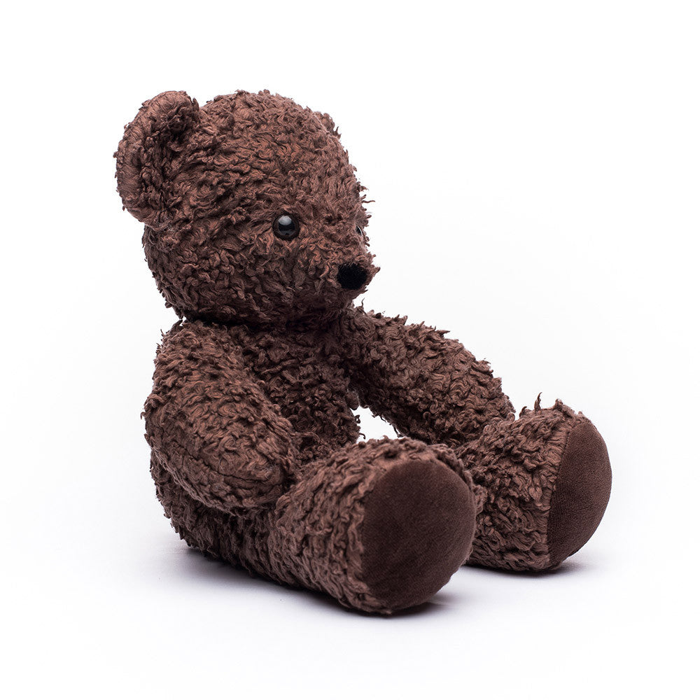 Teddy Bear Toy | Brown Plush Teddy Bear | Organic Teddy ...