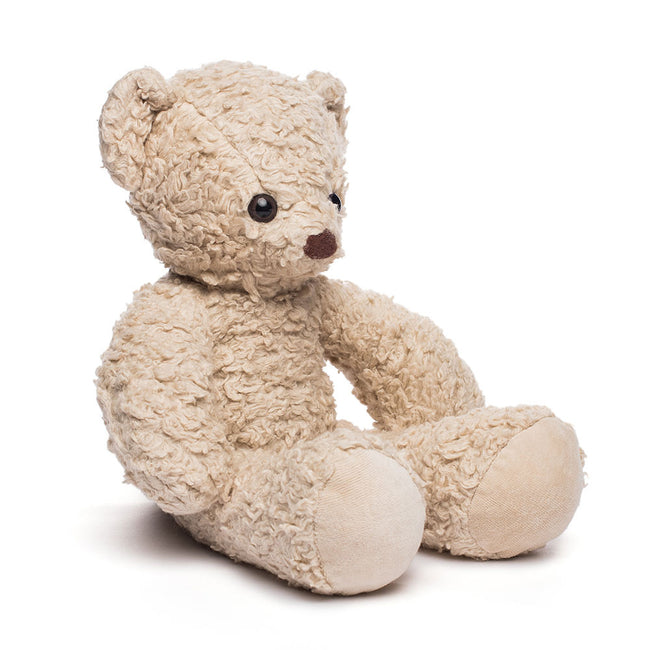 "16"" Sherpa Cream Bear"