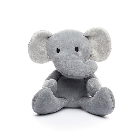 Organic Stuffed Elephant