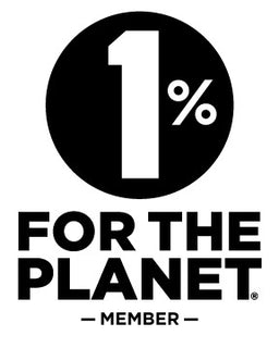 1% For The Planet Member Badge