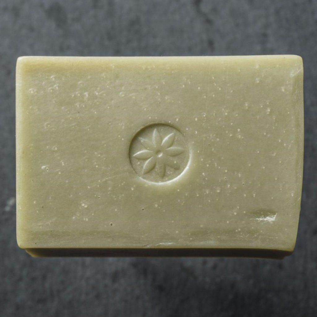 Avocado Lemongrass Bar Soap for Dry Skin | TONIC