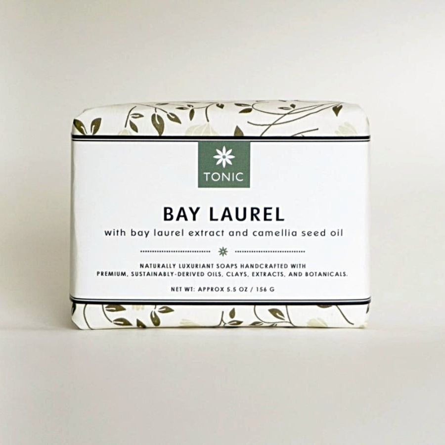 Bay Laurel Bar Soap | TONIC