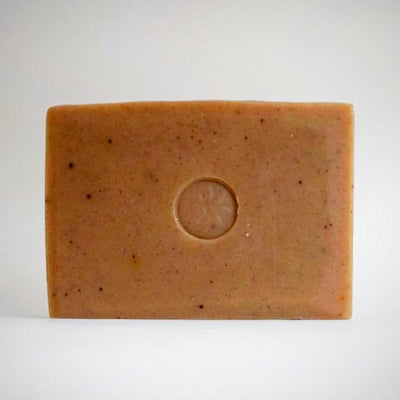 Cedar Sandalwood Bar Soap Unwrapped  | TONIC
