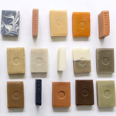 Custom Mini Bar Soap Sampler