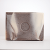 Unwrapped Lavender Cream Bar Soap with Stamp | TONIC