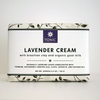 Lavender Cream Bar Soap in Wrapper | TONIC