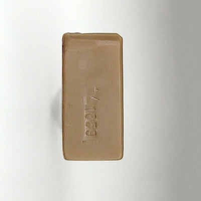 Batch Stamp on Pine Bar Soap