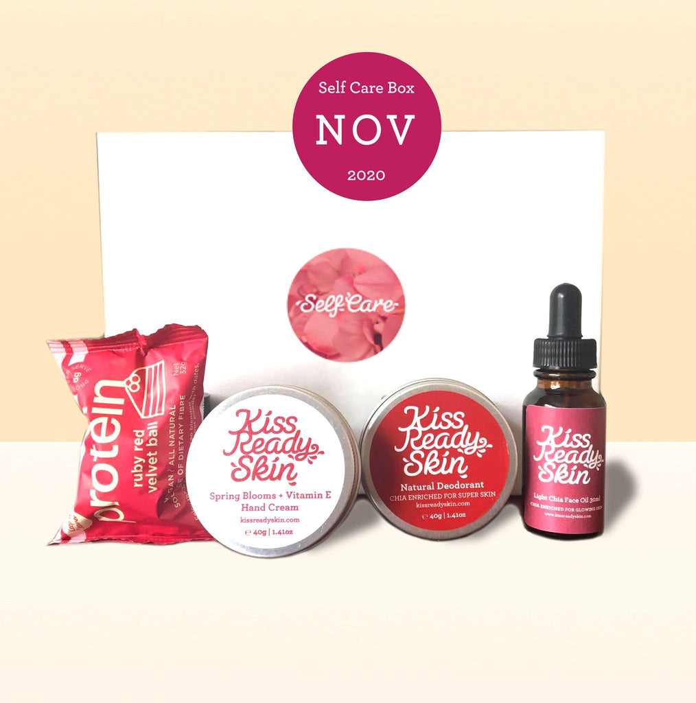 The Self Care Box - November