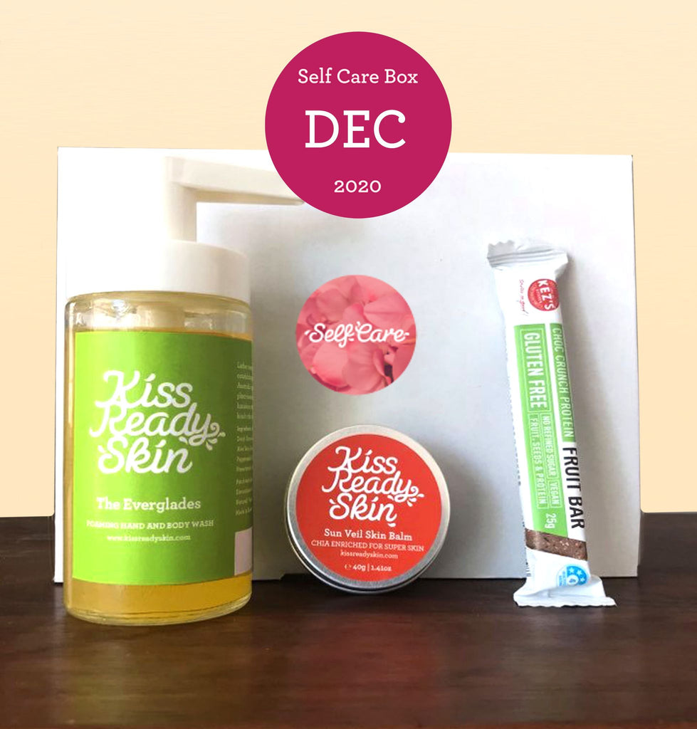 The Self Care Box - January