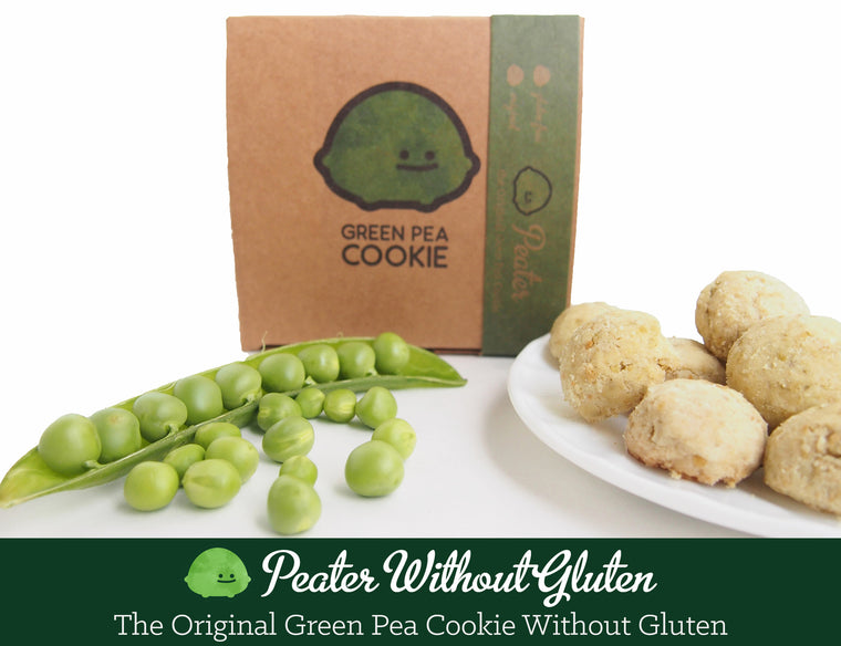 The Original Green Pea Cookie Without Gluten