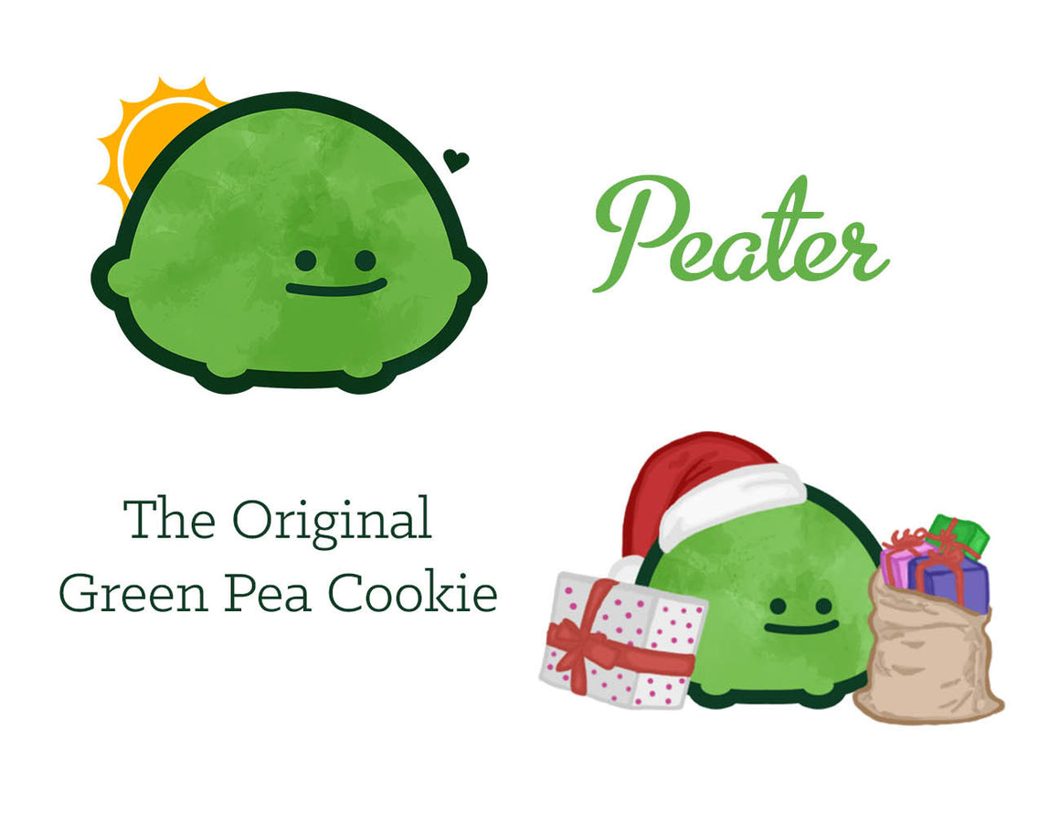 Peater Green Pea Cookie