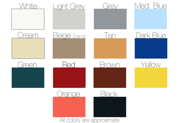 Smooth Color Pallet