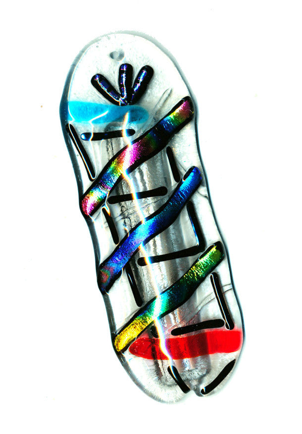 Jacob's ladder mezuzah
