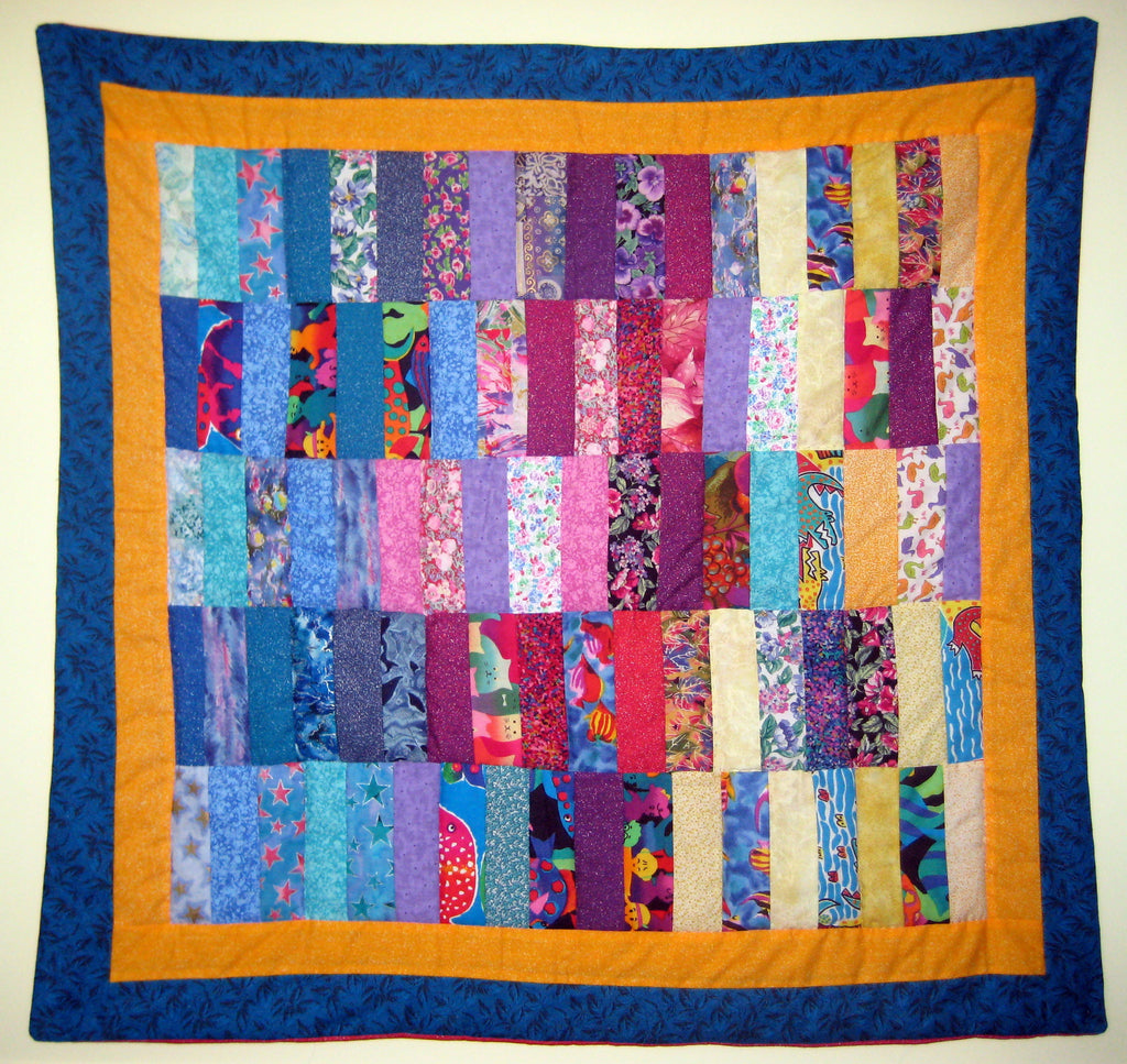 Patchwork Quilt, Rectangles