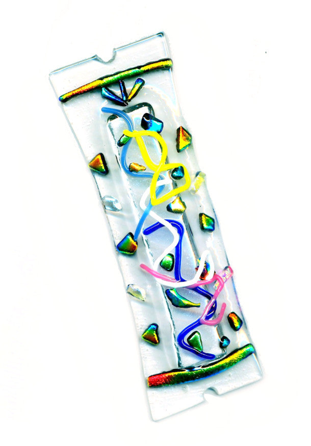 streamers mezuzah