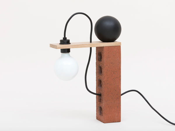 Field Experiments: Brick Lamp #1 - Souvenir 158