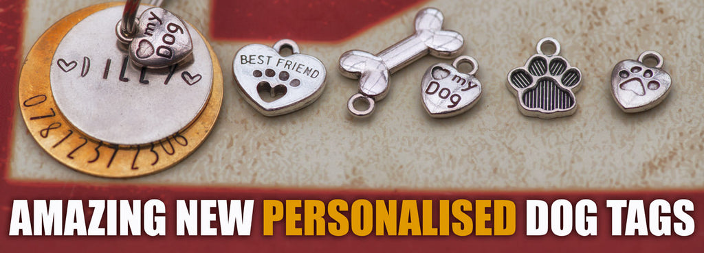Amazing Personalised Dog Tags