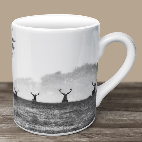 Ascent of Stag Mug