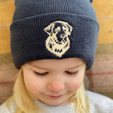 Labrador Bobble Hat - Country Chicks Clothing