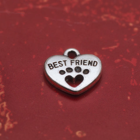 Add On Charm - Best Friend