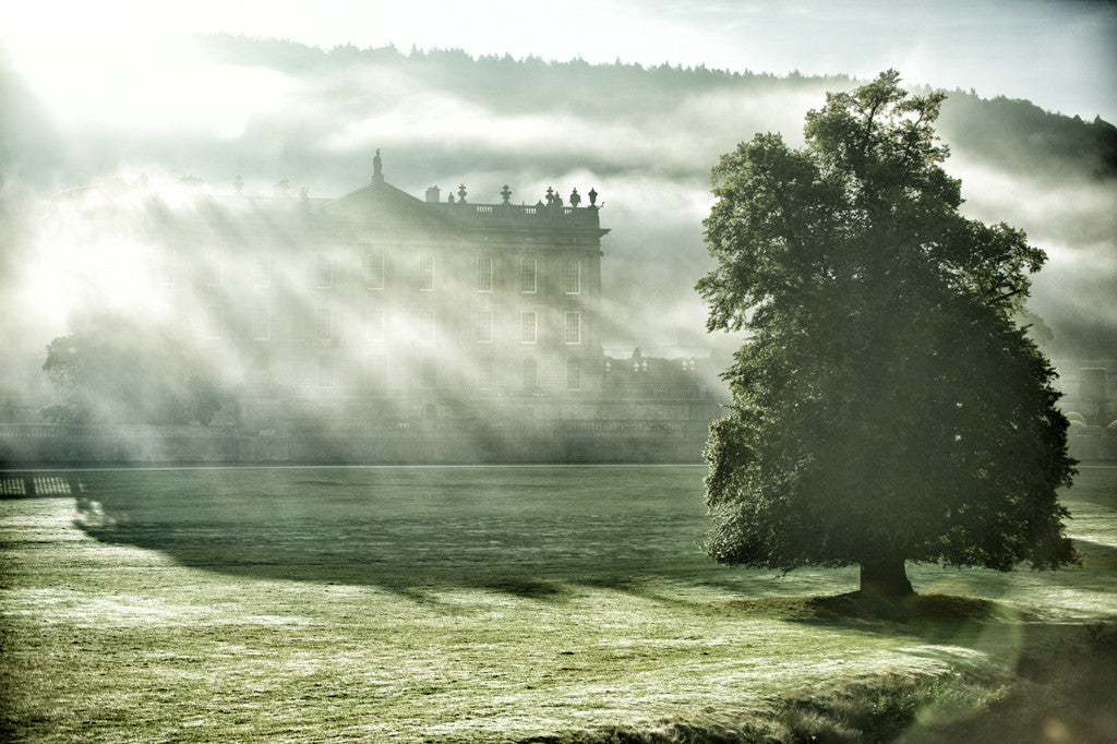 Chatsworth Misty Sunlight Canvas