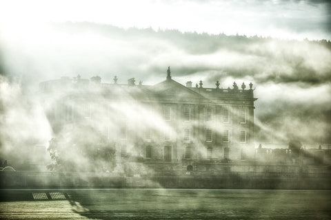 Chatsworth Morning Glory -  Landscape Print