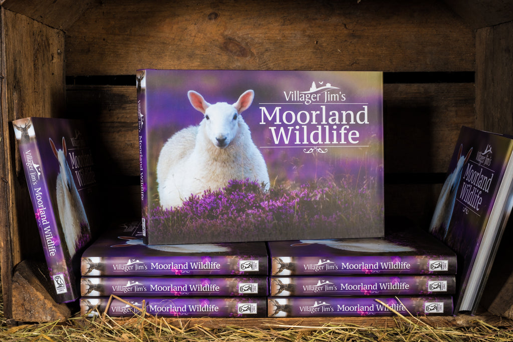 Villager Jim's Moorland Wildlife Book