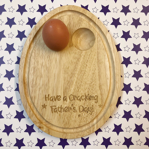 Father's Day Cracking Egg Board
