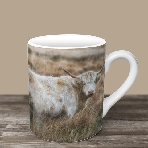 Fiona the Highland Cow Mug