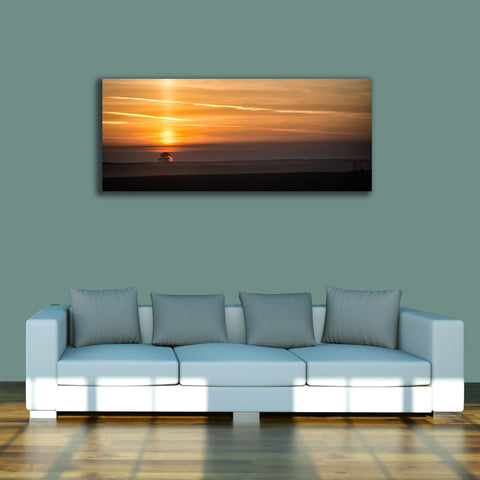 PANORAMIC - BEELEY SUN PILLAR - 1.2m x 50cm