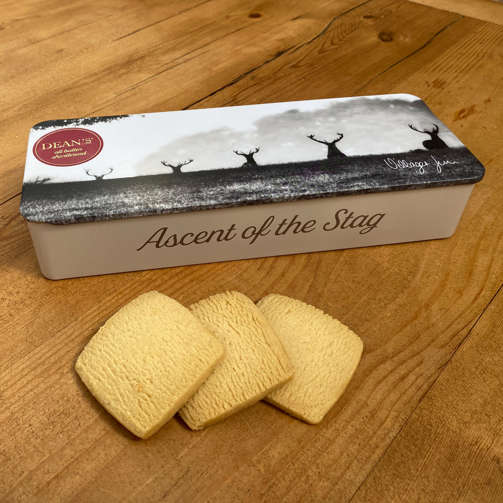 Ascent of Stag - All Butter Shortbread