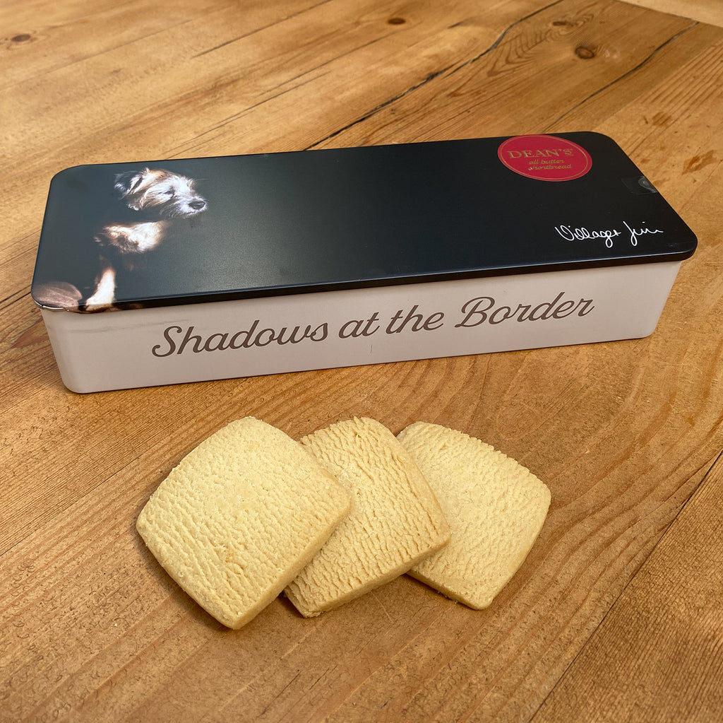 Shadows at the Border - All Butter Shortbread