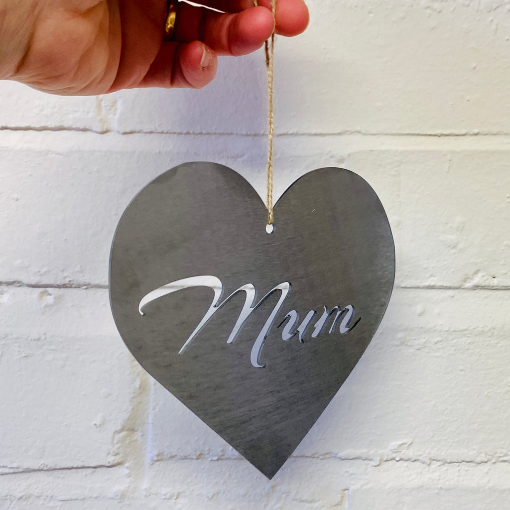 Mum Heart - Mother's Day