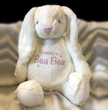Rabbit - Personalised Soft Plush Toy