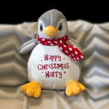Penguin - Personalised Soft Plush Toy
