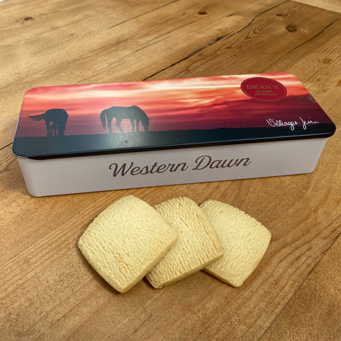 Western Dawn - All Butter Shortbread