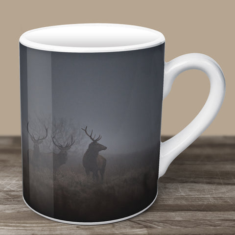 Majesty in the Mist Mug