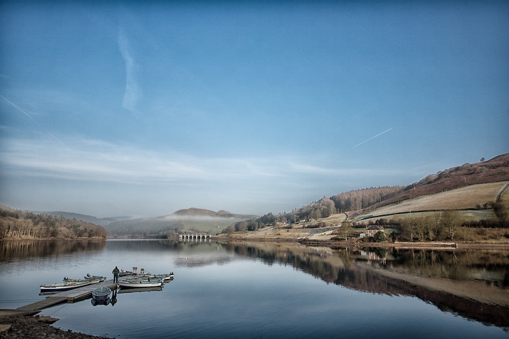 Ladybower  Canvas