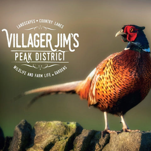 Villager Jim's Peak District Book