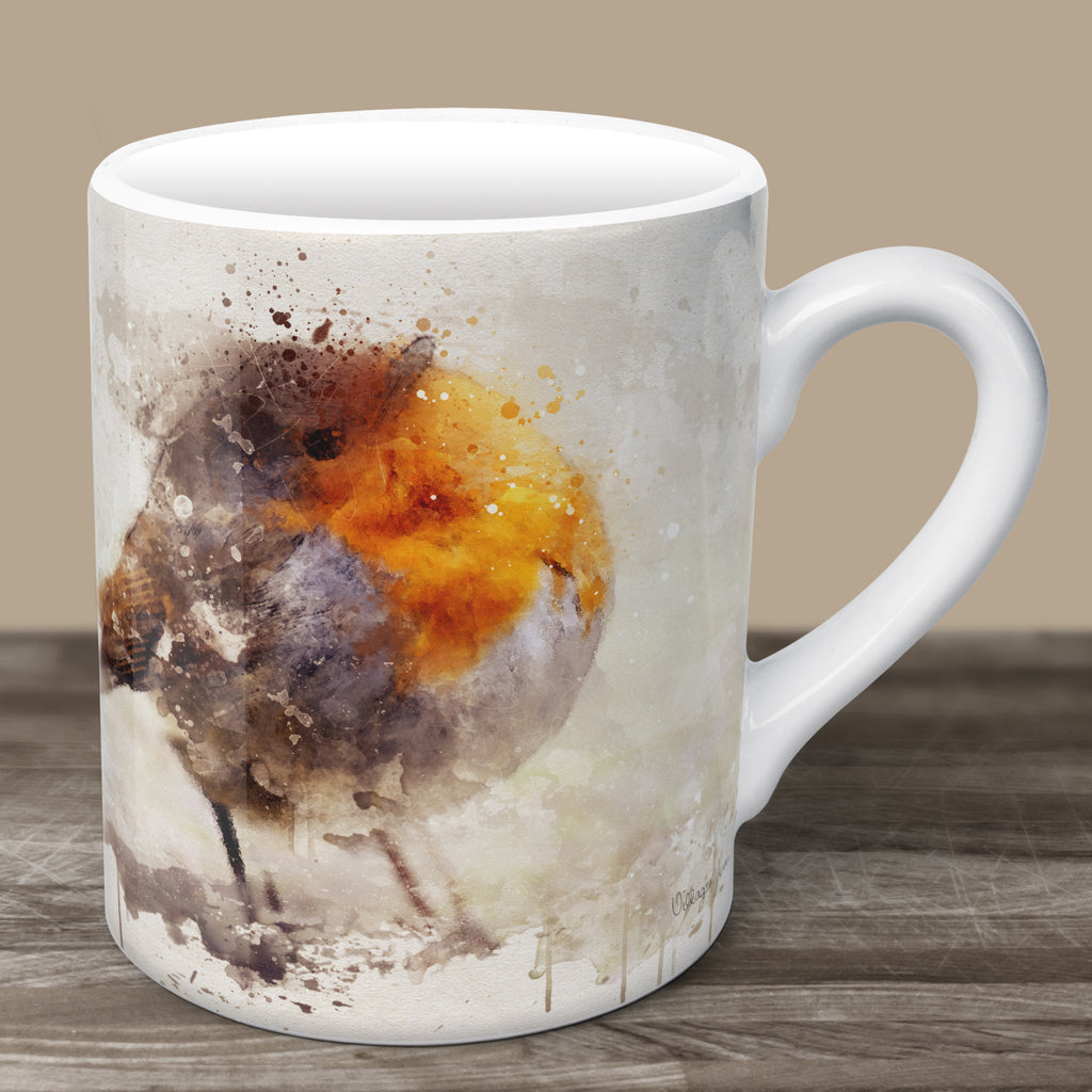 Round Robin Mug - Villager Jim Art