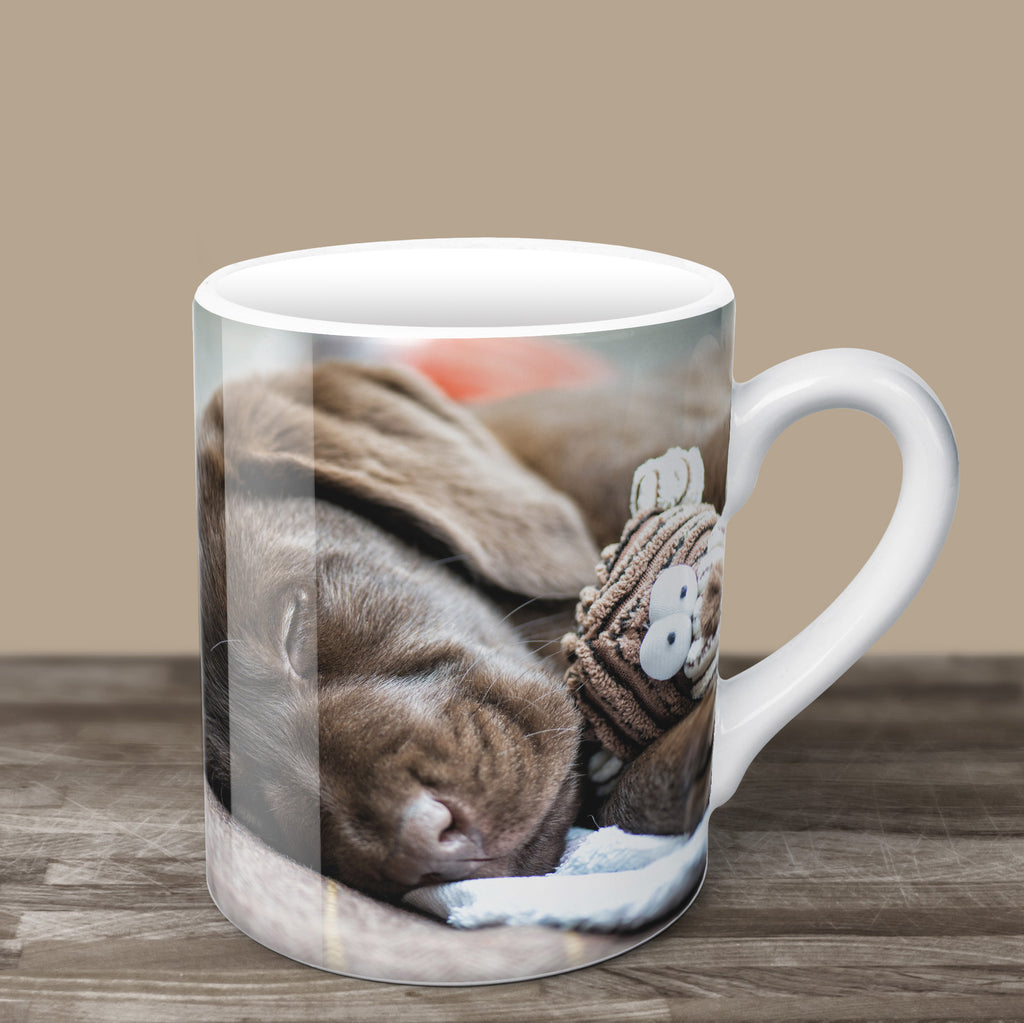 Sleeping Monkey Mug